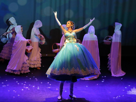 ¡Cenicienta Flamenco arrasa en Pineda de Mar!