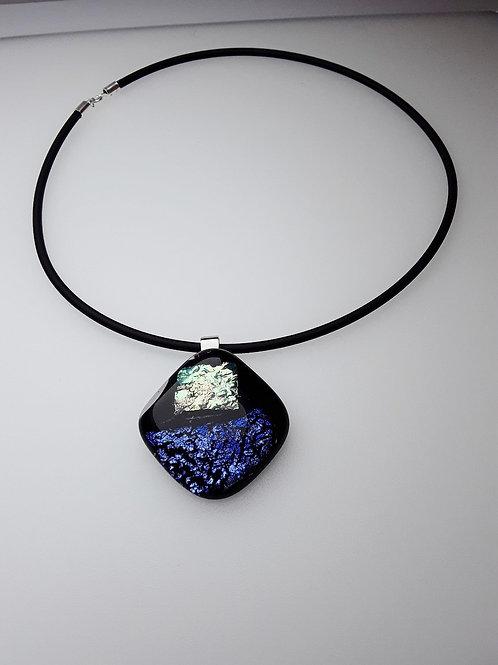 Colgante de cristal Dicroico Ref.4003