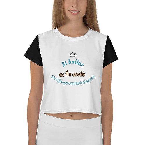 """Camiseta corta """"Sueños"""""""