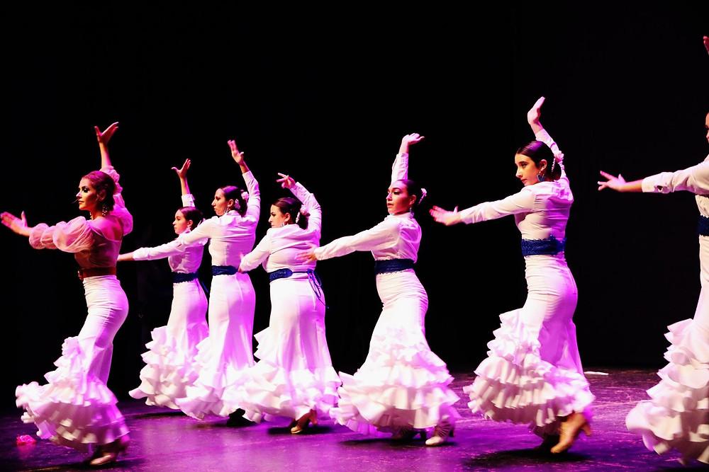 Cenicienta Flamenco 2019