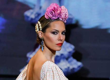 SIMOF 2019: el maquillaje perfecto para la flamenca
