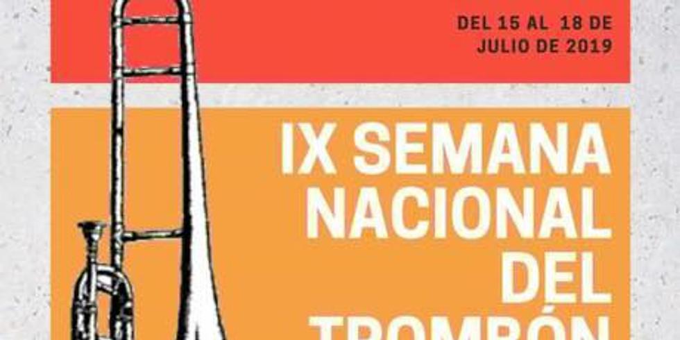 IX Mexico Trombone National Week