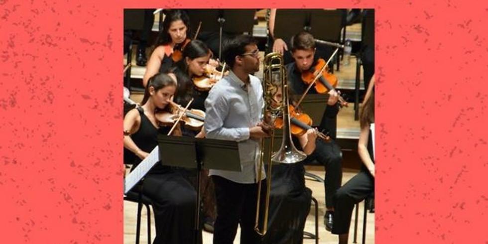 VIII Mexico National Trombone Week