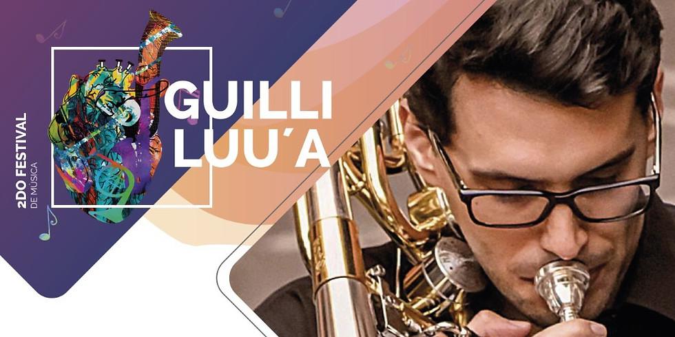 Masterclass and Recital at '2o Festival de Música GUILLI LUU'A