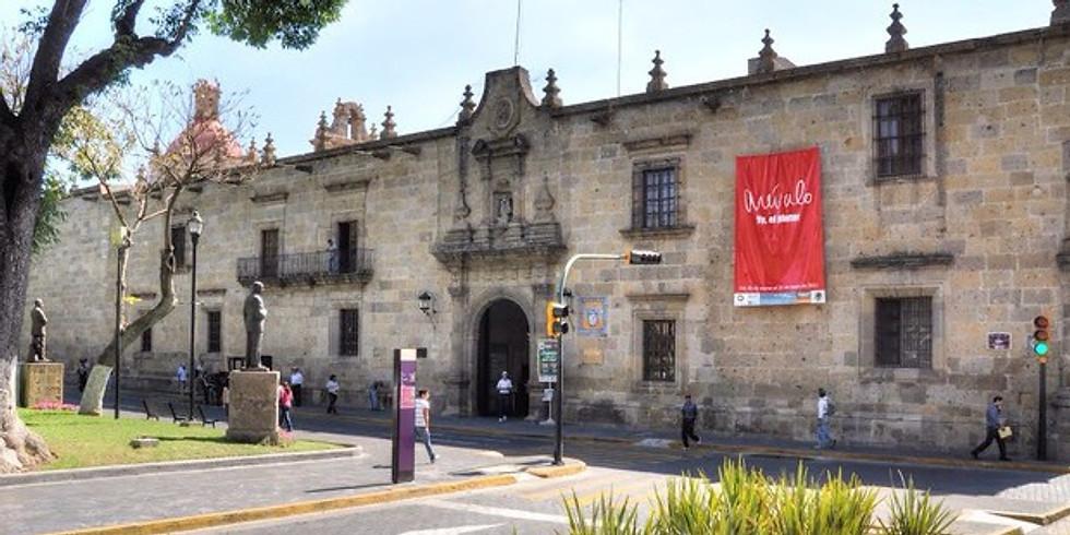 Recital - Museo Regional de Guadalajara