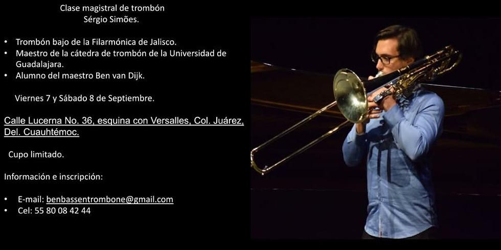 Masterclass - Orquesta Escuela Carlos Chavez