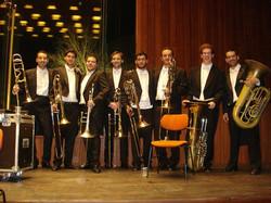 Low Brass Section, Orquestra Gulbenkian, 2014