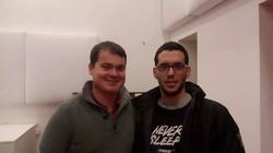 with Jamie Williams _ January 2015