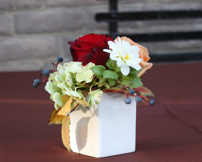 Small Table Arrangement