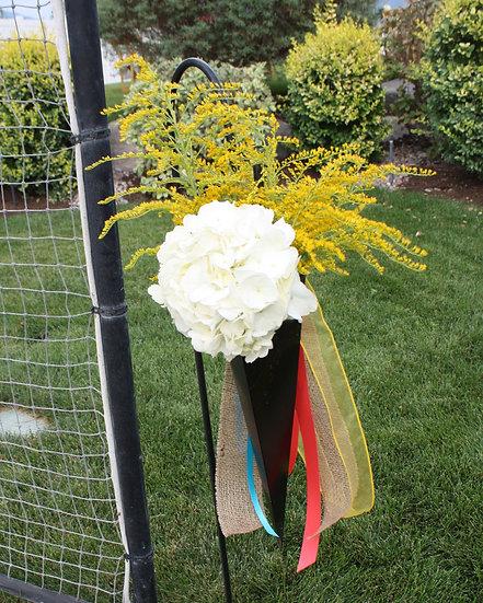 Hanging Path Flowers