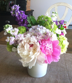 Peonies and Green Hydrangeas.png