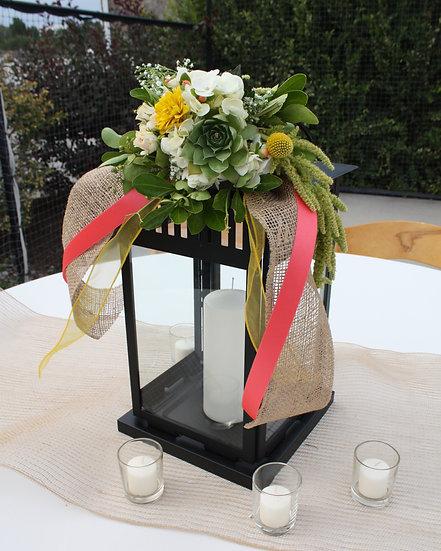 Large Lantern Flowers