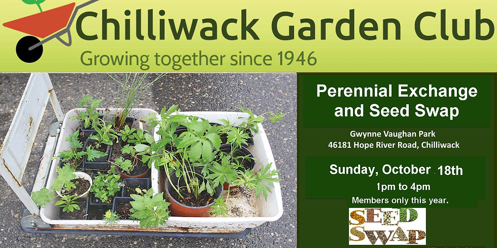Perennial Exchange and Seed Swap