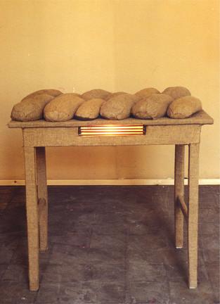 Lehem Panim, Holy Bread