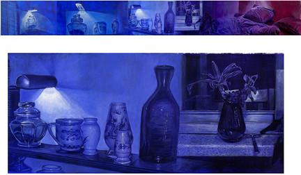 InHbit- Blue Color Separation