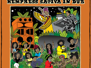 Hempress Sativa To Release Dub Album with The Scientist