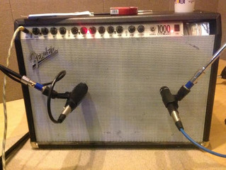 Miking Guitar Amps