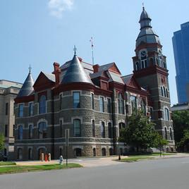 Pulaski County Courthouse Little Rock AR