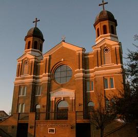 St. Edwards Catholic Church Texarkana AR