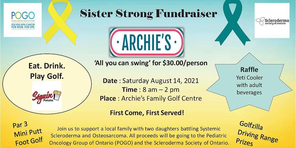 Sister Strong Fundraiser