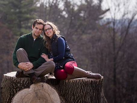 Patrick and Laura, Engagement Session, Hartwood Acres Mansion