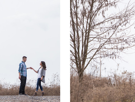 Danielle and Sean, Engagement Session, SouthPointe