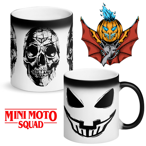 Spooky Magic Mugs (Various Designs)