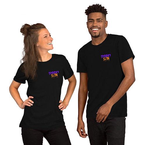 Spooky Szn Drip & Jack Back T-Shirt