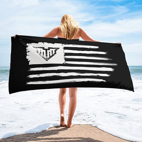 Stunts & Stripes Towel