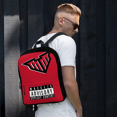 Wheelie Advisory Backpack