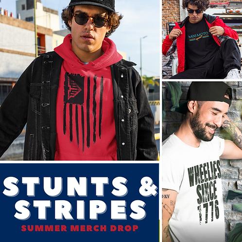 Stunts & Stripes Summer Series
