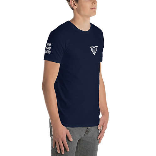 MMS Sleeve Print T-Shirt