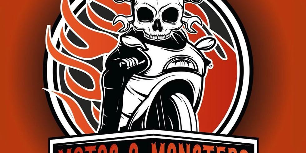 G Bear Meet Up - Motos & Monsters