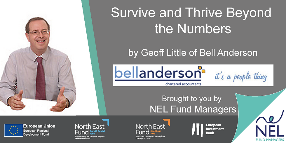 Survive and Thrive Beyond the Numbers
