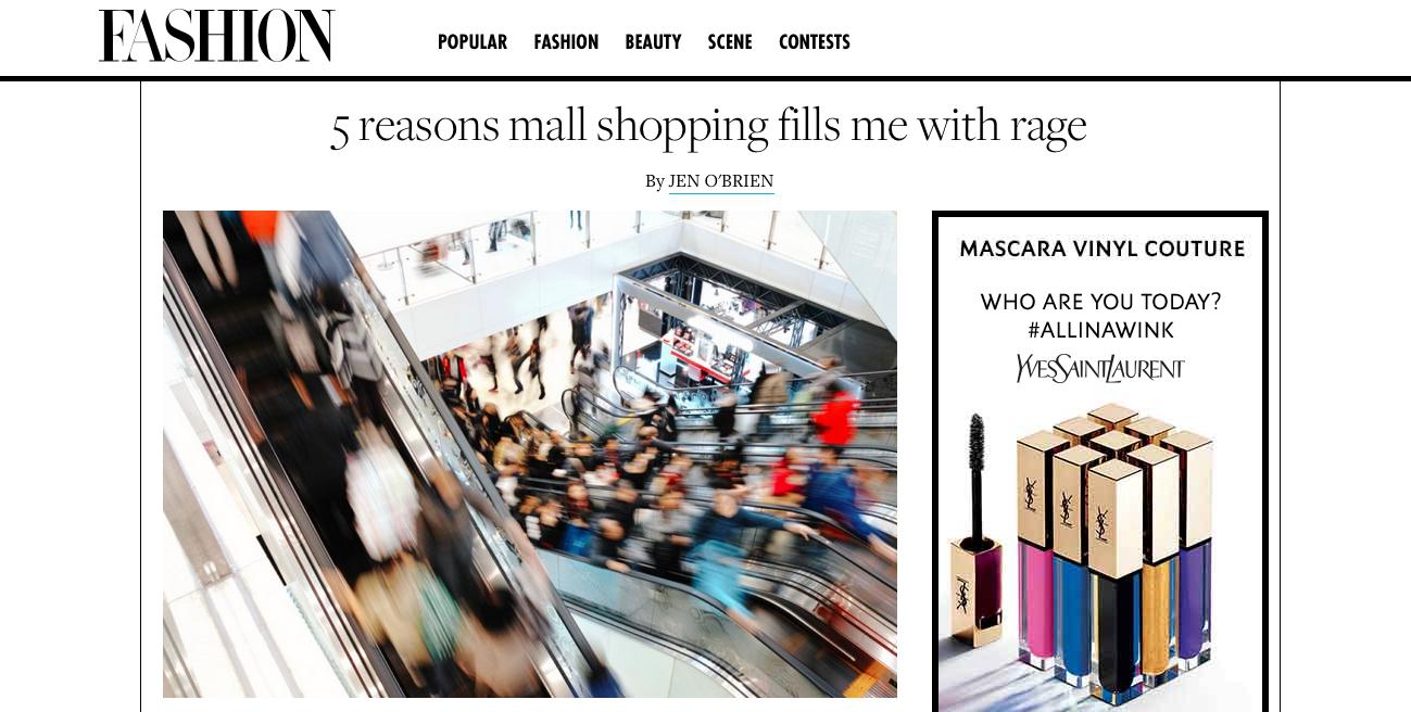 mall-rage
