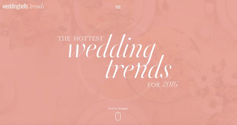 Wedding Trends Guide