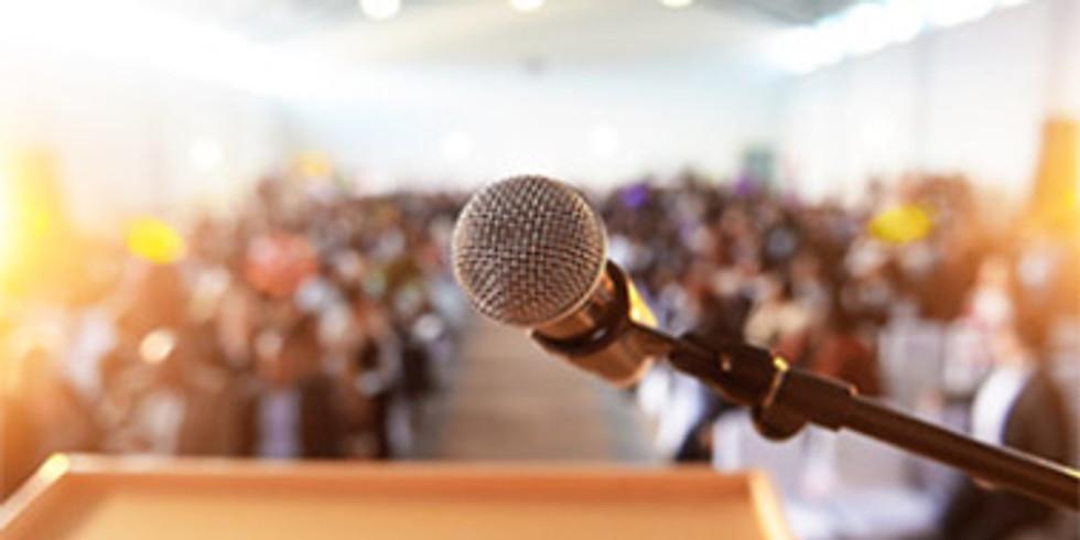 Youth Public Speaking Workshop