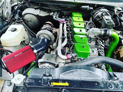 Some #firstgencummins action for today.jpg