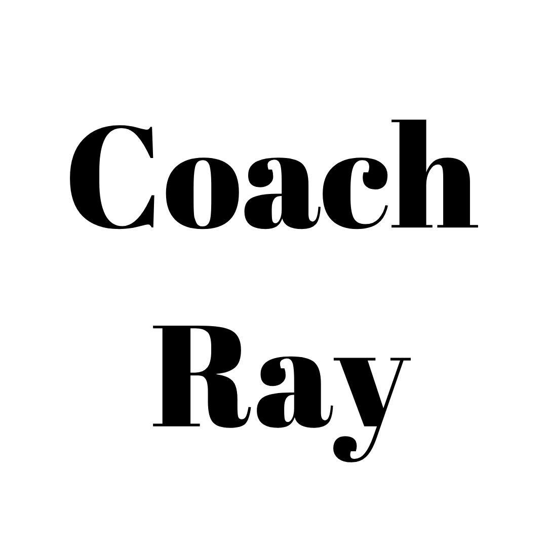 Virtual Video Training  Coach Ray