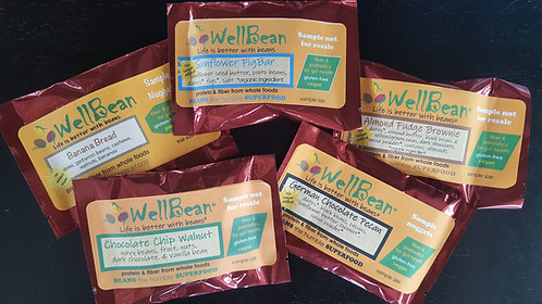 Sample Pack of 5 flavors