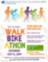 NBCA Walkathon Flyer - Made with PosterM