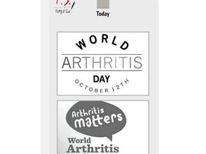 WORLD ARTHRITIS DAY