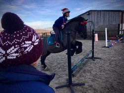 Sheffield Equestrian Centre Christmas Competition 2017 4
