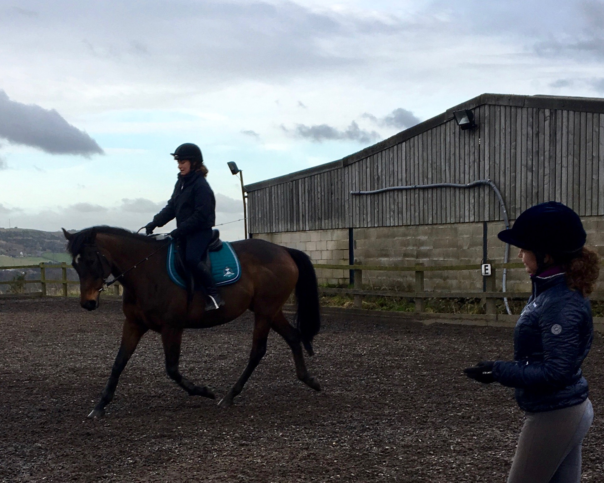 Sheffield Equestrian Centre © Dressage Lesson