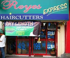 Reyes Haircutters