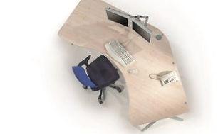 Leuwico Go2 Shape - Design Bureaumeubel