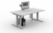 Leuwico Spine3 - Zit-sta tafel