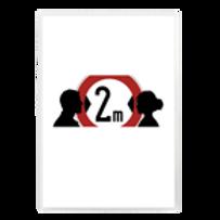 A4 Signage Pockets