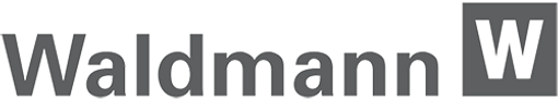 Waldmann Logo Verlichting