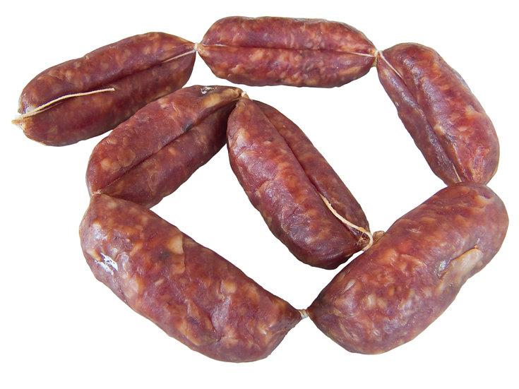 Salsicce Secche - 500 gr circa